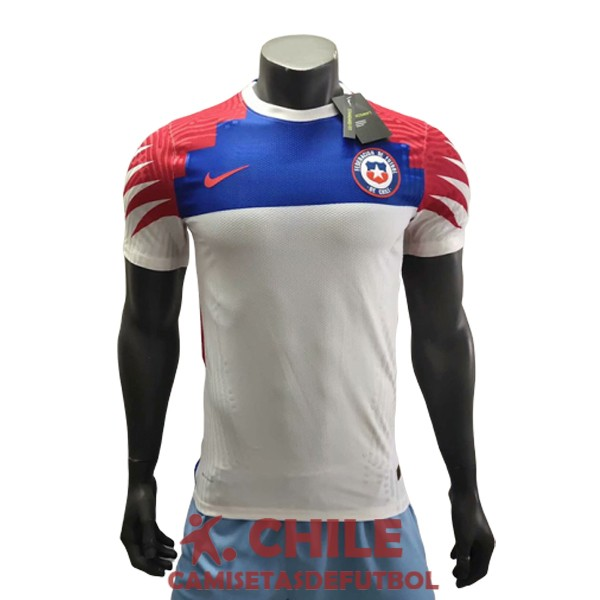 camiseta 2020 chile segunda version player