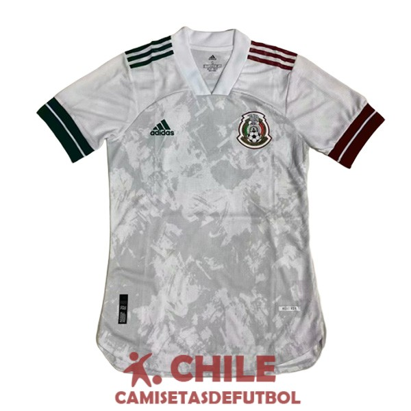 camiseta 2020 mexico segunda version player