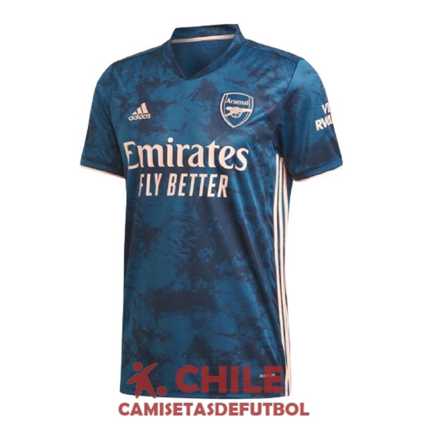 camiseta 2020-2021 Arsenal tercera