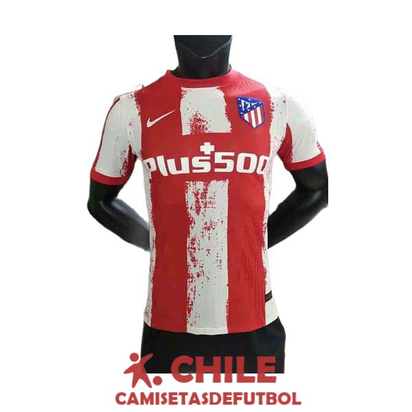 camiseta 2021-2022 atletico madrid primera version player