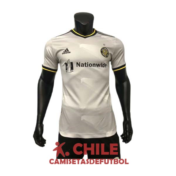 camiseta 2021-2022 columbus crew primera version player