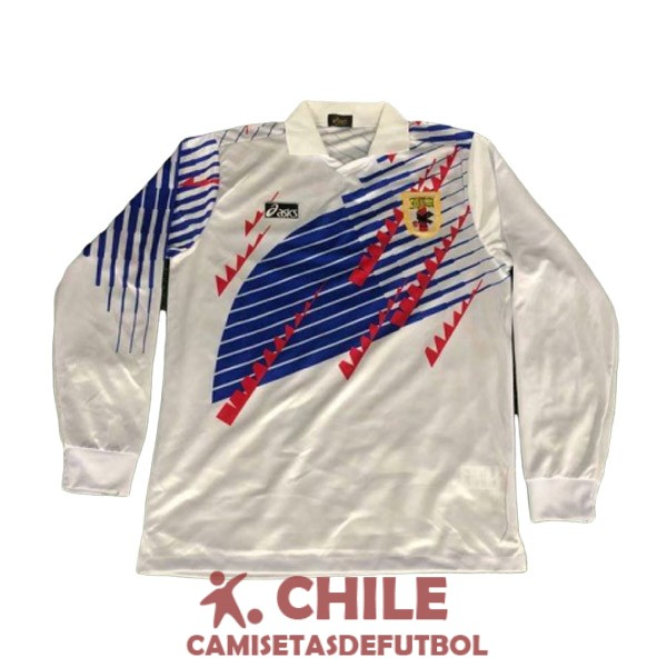 camiseta retro 1994 japon manga larga segunda