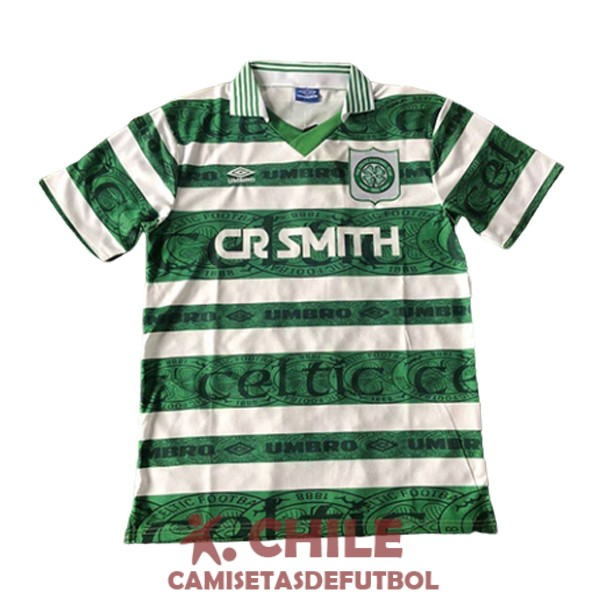 camiseta retro primera 1995-1997 celtic
