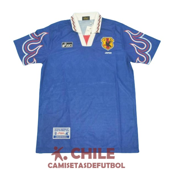 camiseta retro primera 1996-1998 japon