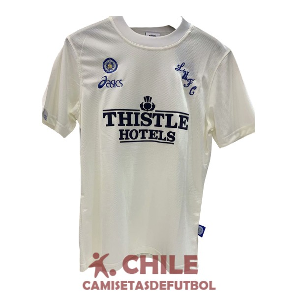 camiseta retro primera 1996 leeds united