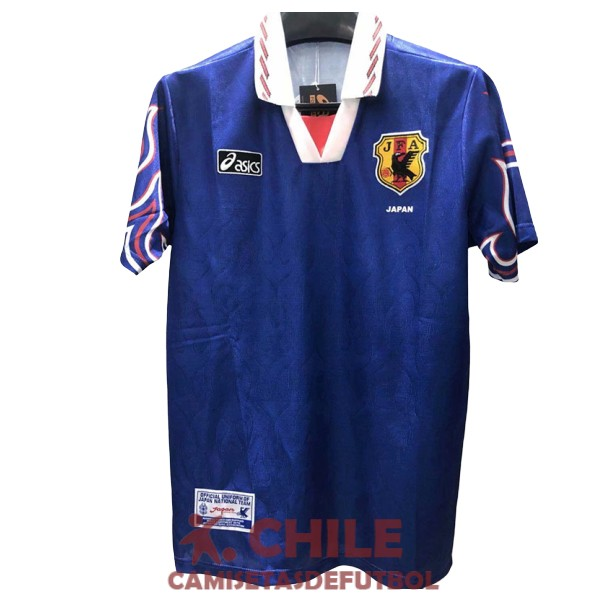 camiseta retro primera 1998-1999 japon