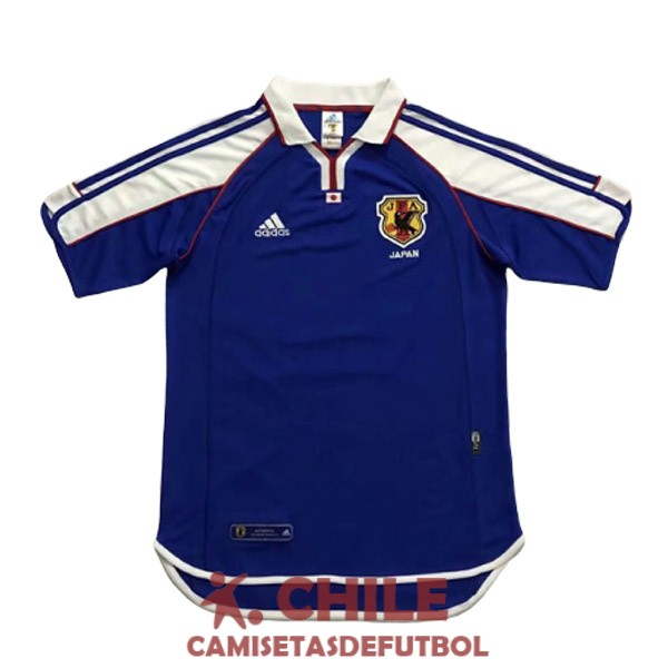 camiseta retro primera 2000-2001 japon