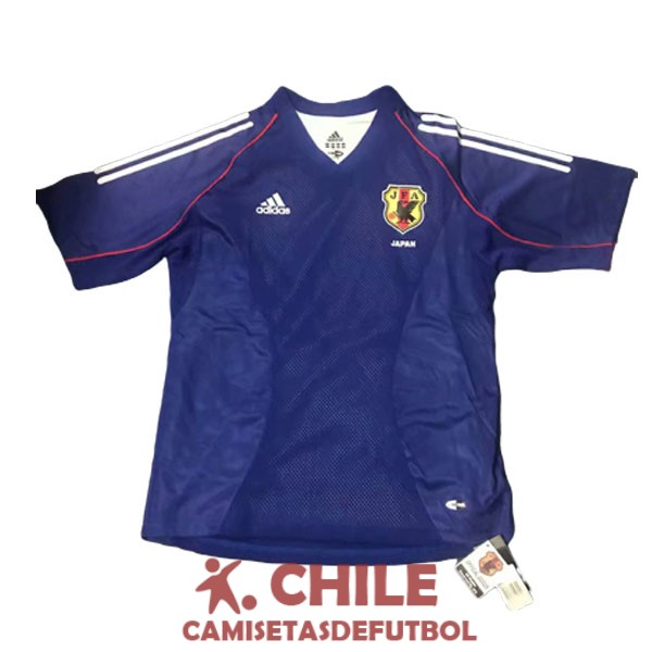 camiseta retro primera 2002-2004 japon