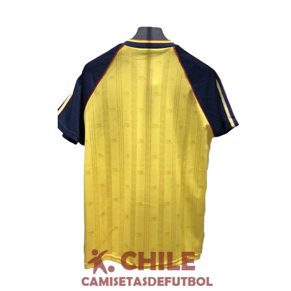 camiseta retro segunda 1988-1990 arsenal