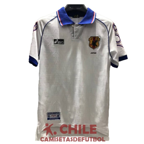 camiseta retro segunda 1998-1999 japon
